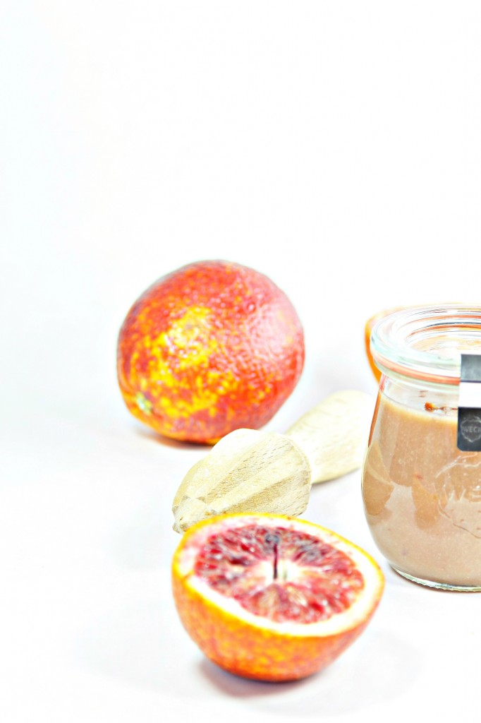 Small Batch Blood Orange Curd | bell' alimento
