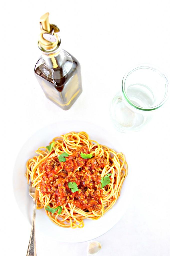 Easy Italian Ragu Sauce