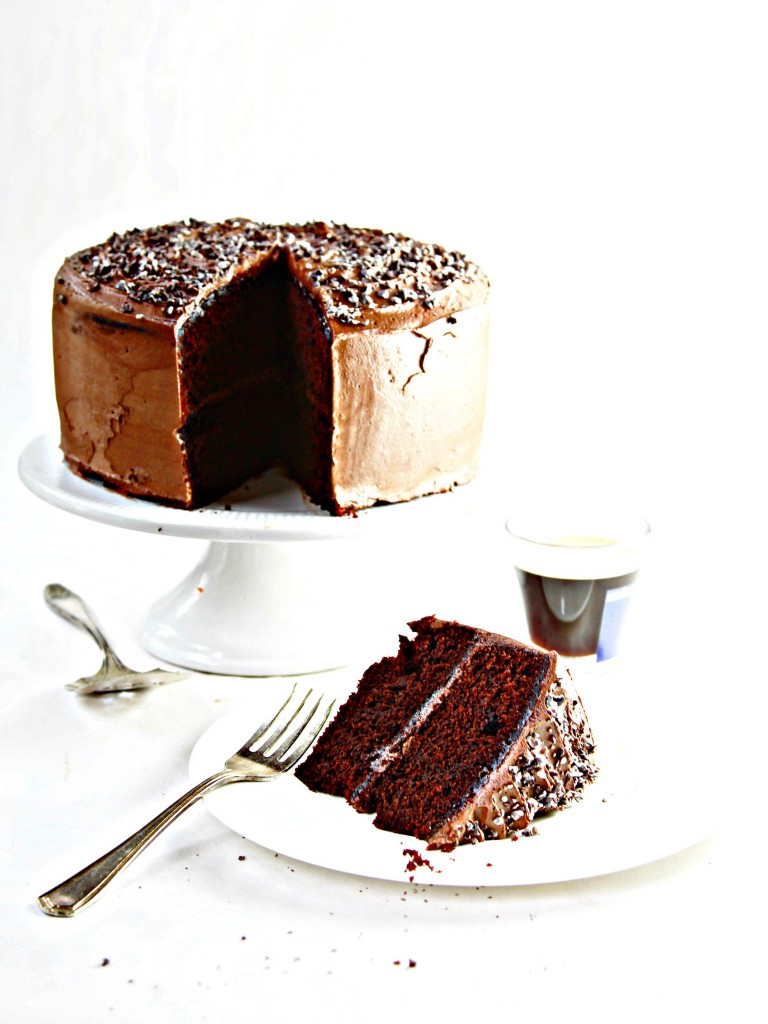 Death By Chocolate Layer Cake - bell' alimento | bell ...