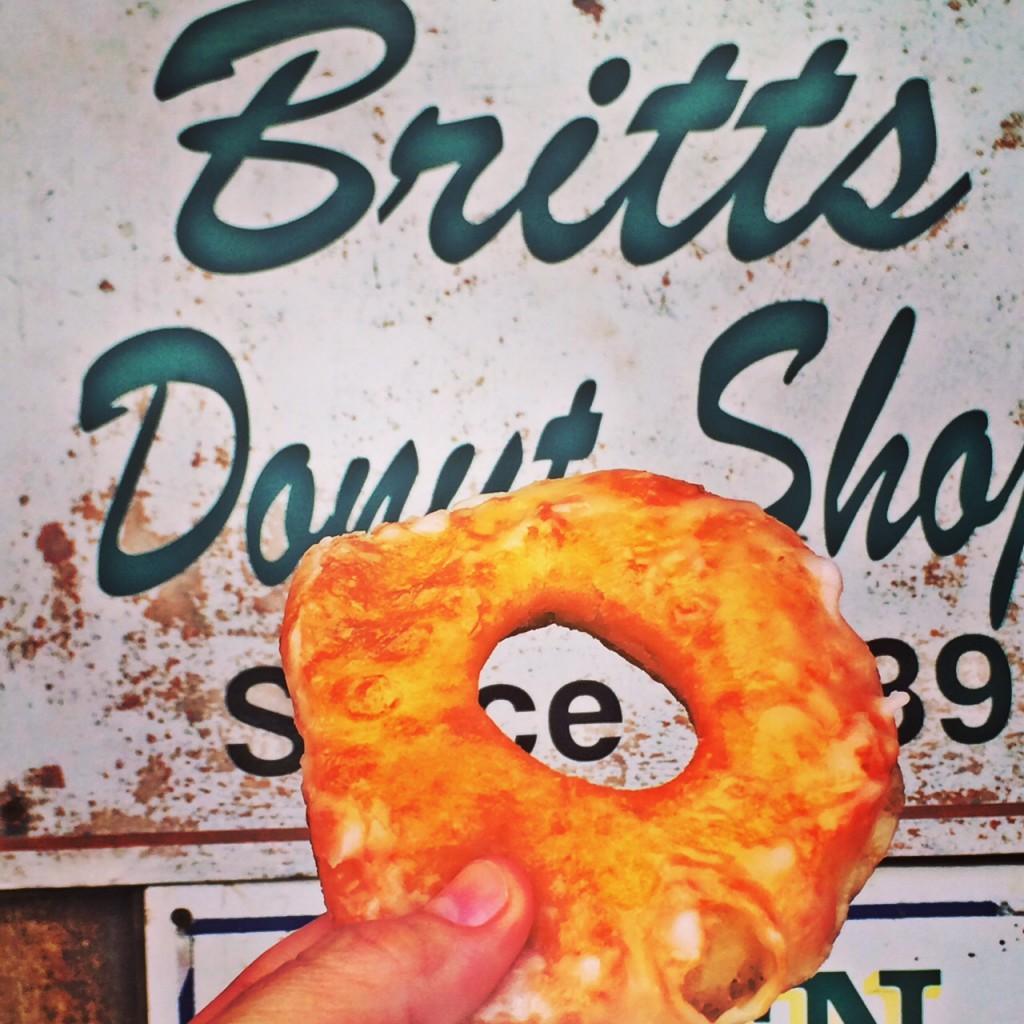 Britt's Donut Shop