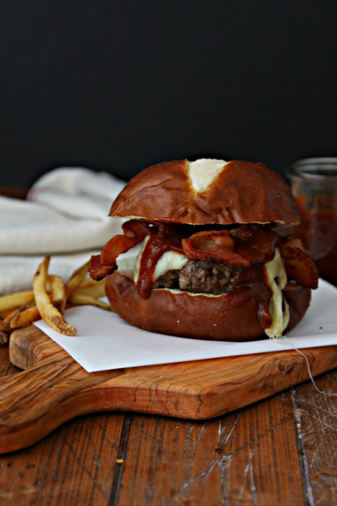 BBQ Bourbon Bacon Burger
