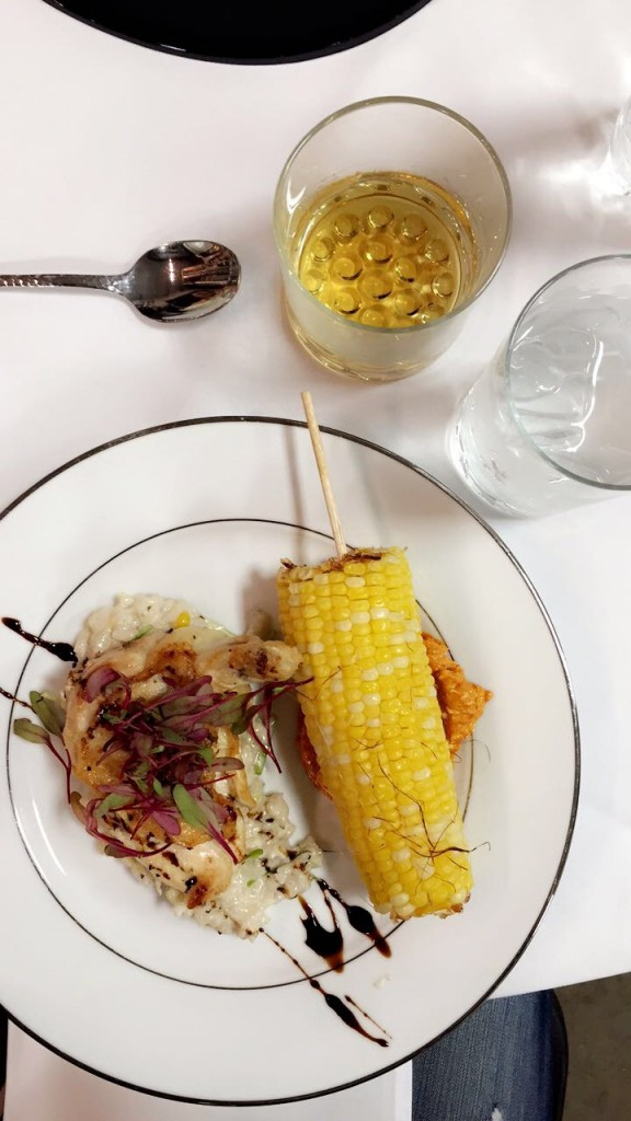 Iowa Corn Dinner