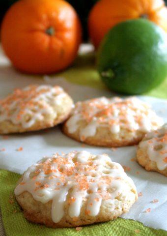 Eggnog Cookie