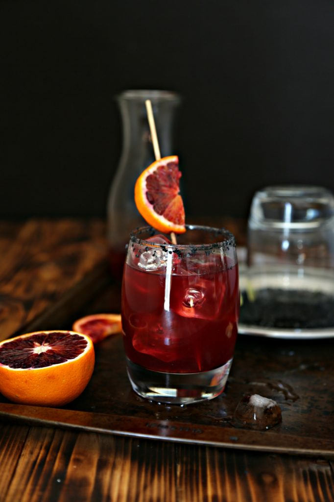 Blood Orange Margarita