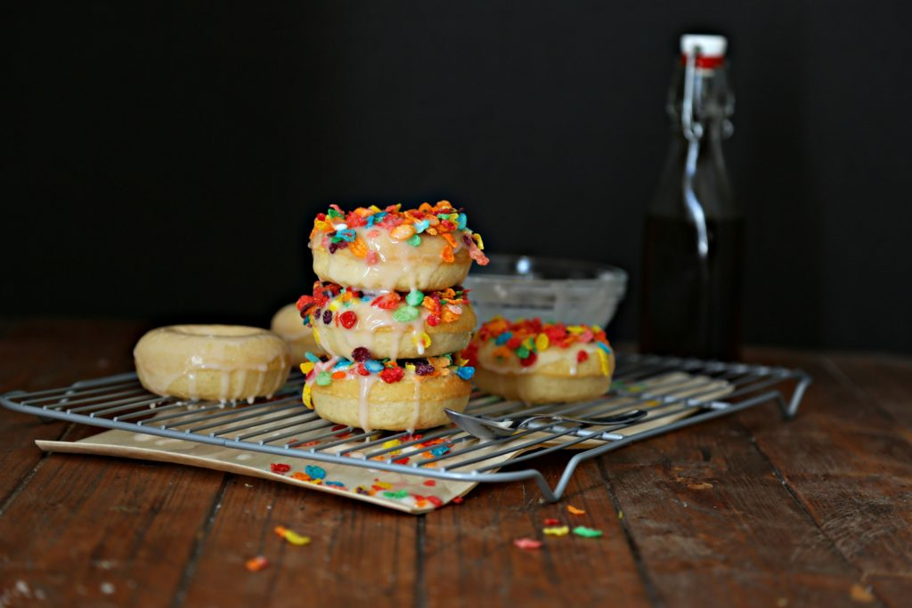 Cereal Doughnuts