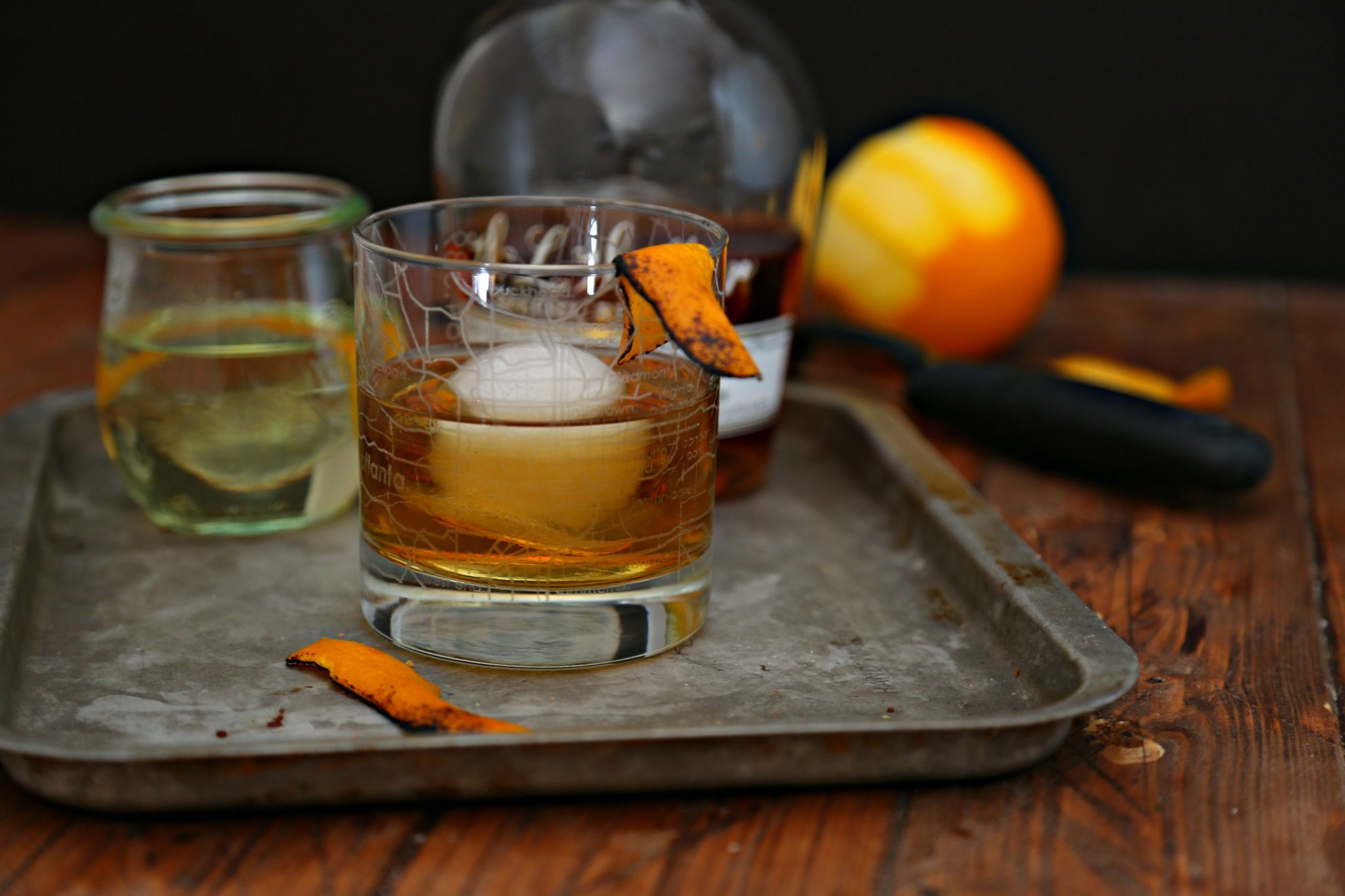 How To Make Simple Syrup For Old Fashions