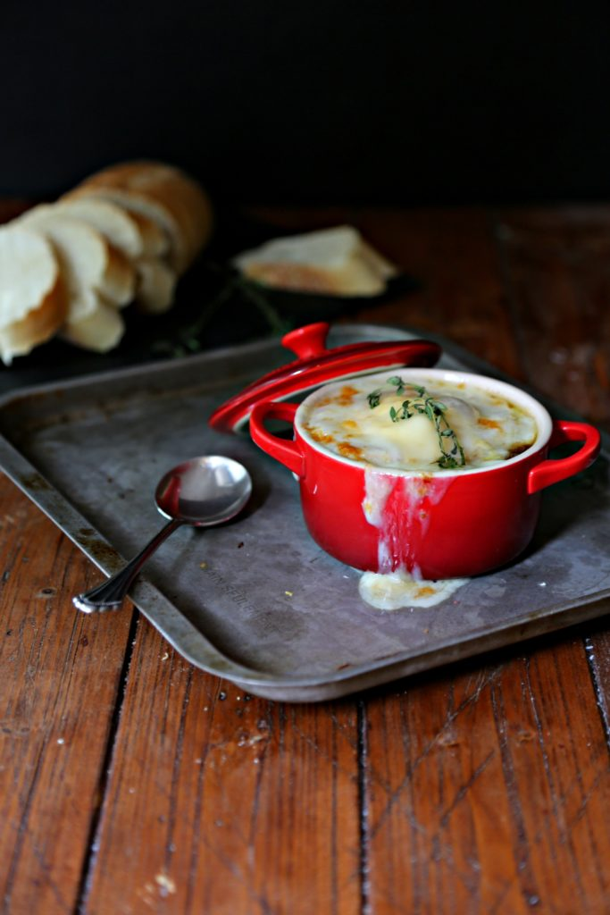 French Onion Soup Bell Alimento
