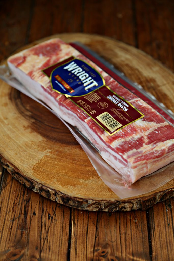 Wright Bacon #bacon #hickorysmoked #thicksliced