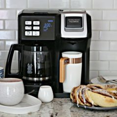 Coffee Moments with Hamilton Beach FlexBrew + {GIVEAWAY}