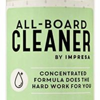 Chalkboard Cleaner Spray/Whiteboard Cleaner Spray - Safe, Gentle, Non-Toxic - Made in the USA - Works with Dry Erase, Chalk, Liquid Chalk and More