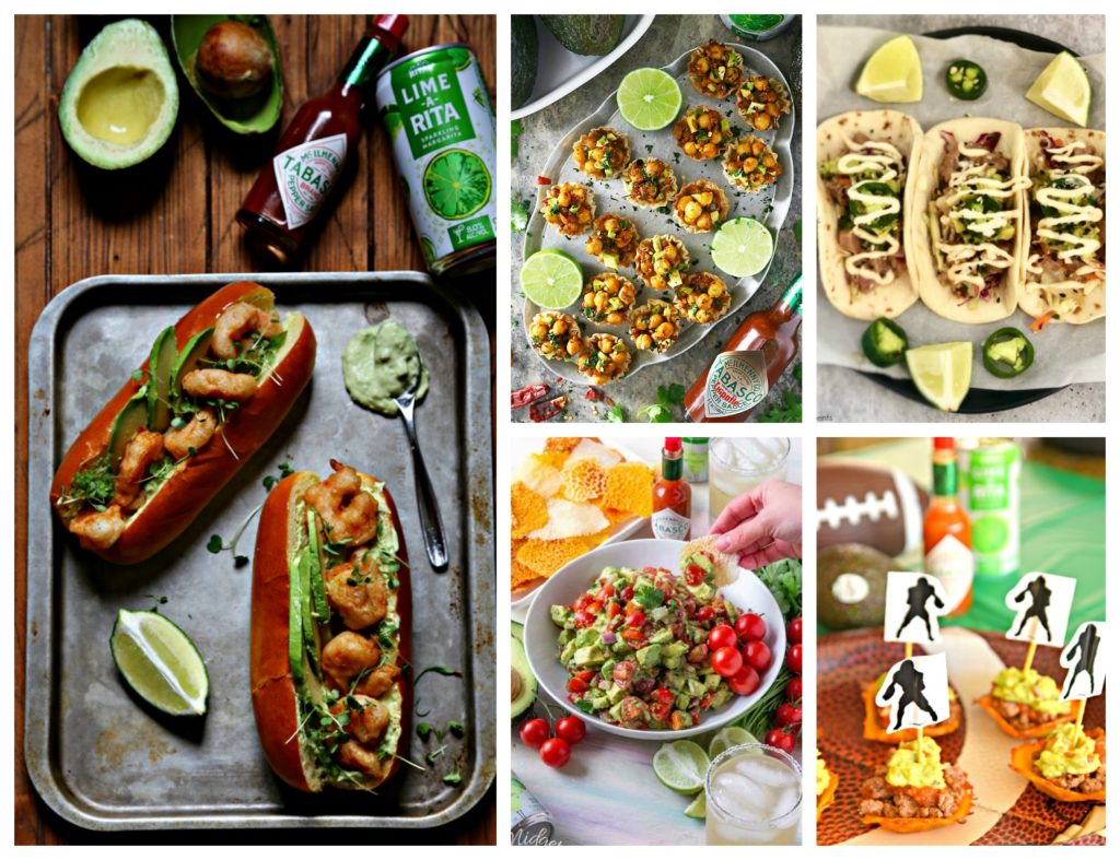 5 Avocado recipes for game day