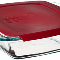 Pyrex Easy Grab 8-Inch Square Baking Dish