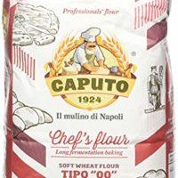 """Antimo Caputo """"00"""" Chef's Flour 2.2 Pound Bag Pack of 2"""